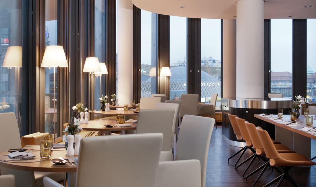 Restaurant 44 Swissôtel Berlin