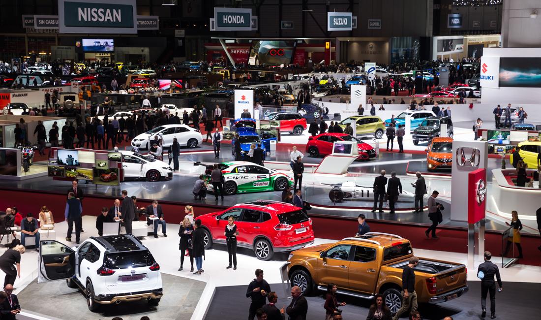Genfer auto salon die spannendsten modelle tft magazin for Salon auto avignon 2017