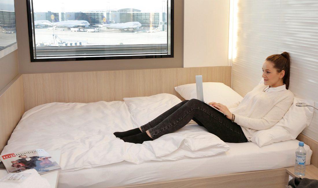 Hotel My Cloud erstes Transithotel deutschlands