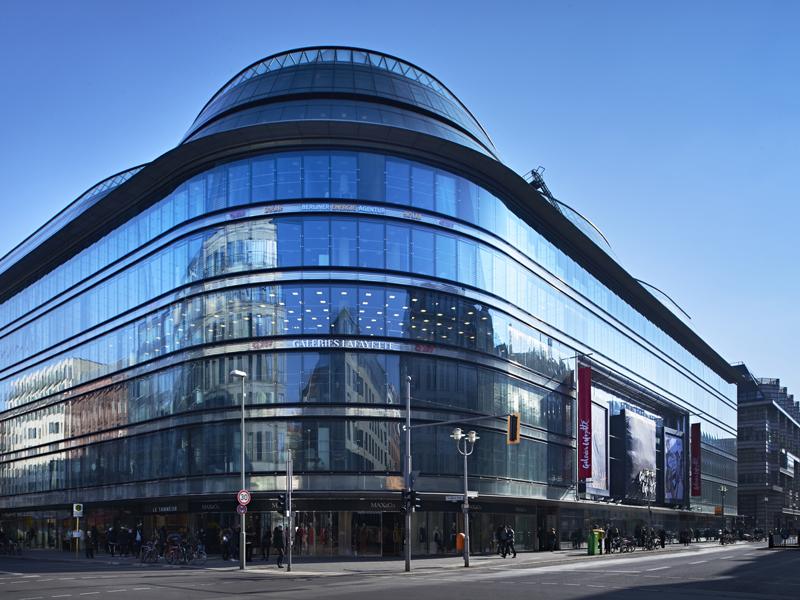 Shopping Berlin Galeries Lafayette