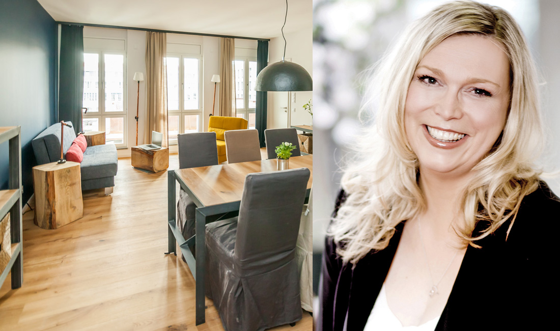 Anett Gregorius Interview serviced Apartments Apartmentservice