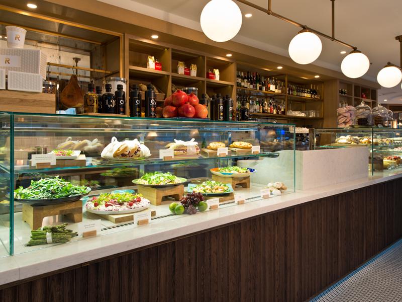 Business Lunch in Berlin
