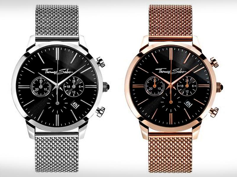 Business Accessoires von Thomas Sabo Uhren herren