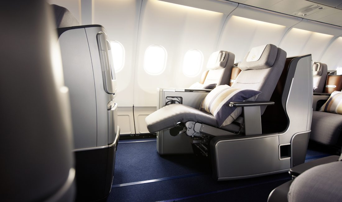 Business Class Airlines Ueberblick