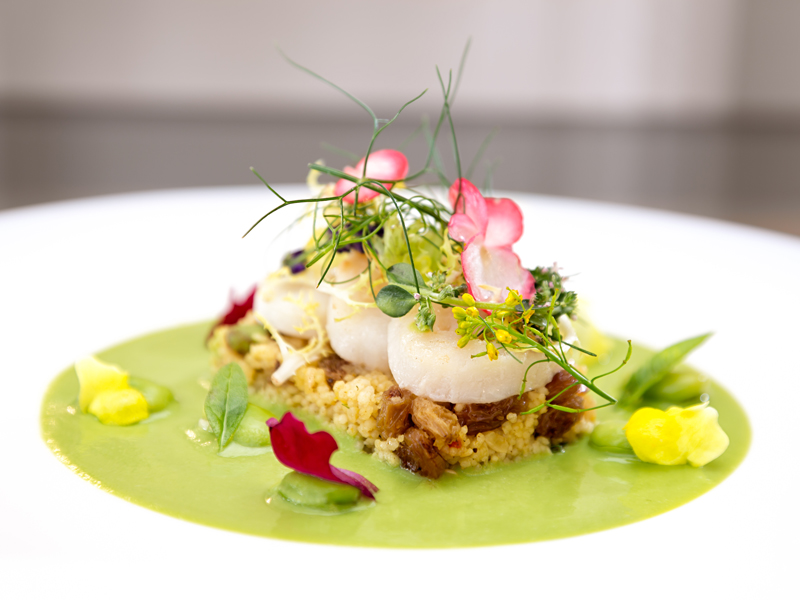 Business Lunch in Hamburg die besten Restaurants
