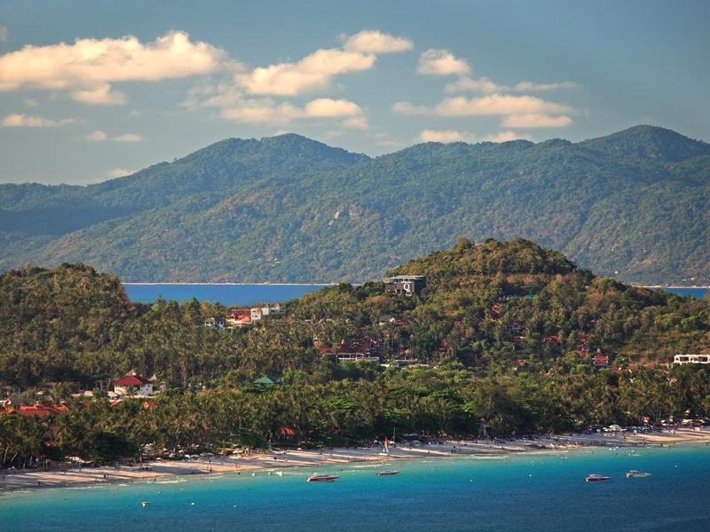 Romantische Straende Thailand Choeng Mong