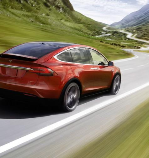 Tesla Model X Fahrbericht