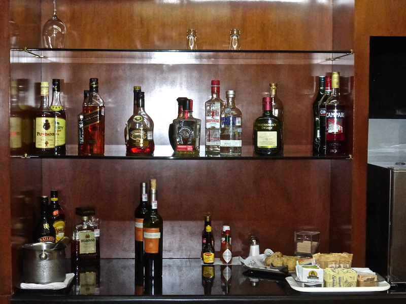 United Club Lounge Mexico City