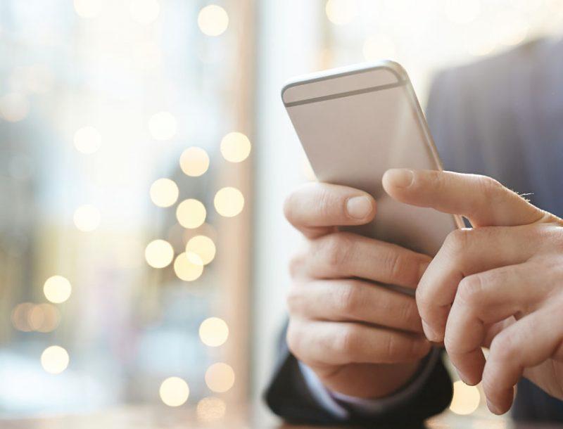 Business Apps mobiles Arbeiten