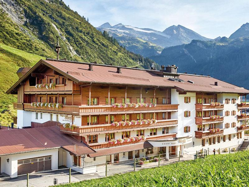 Genussschauspiel Alpenhof Hintertux