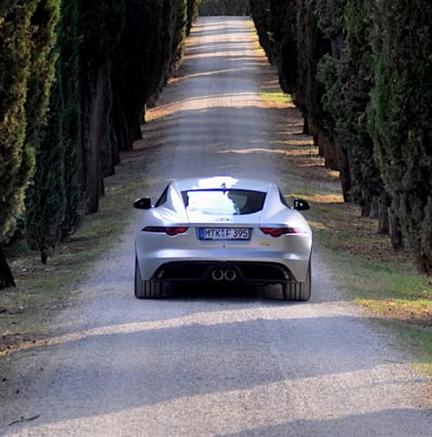 Jaguar f-Type 400 Fahrbericht