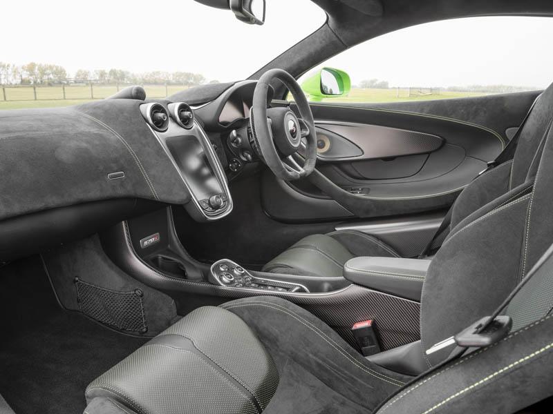 McLaren 570Sn Fahrbericht