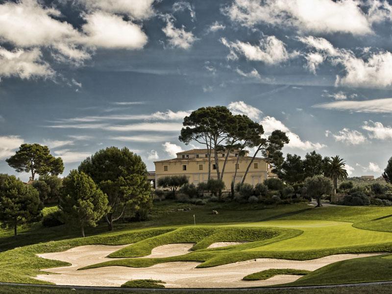 Die schoensten Golfplaetze auf Mallorca