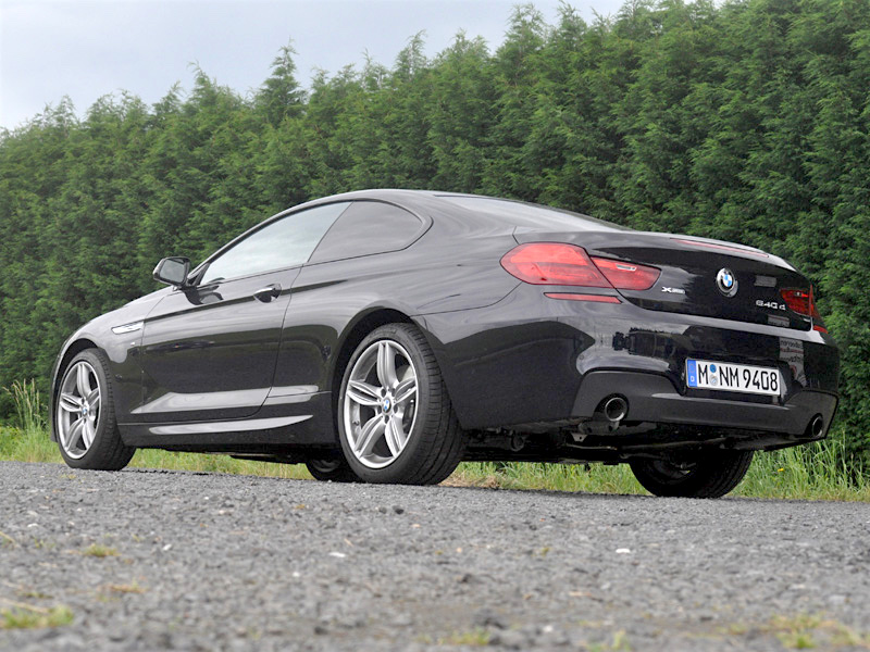 BMW 640d Coupé xDrive