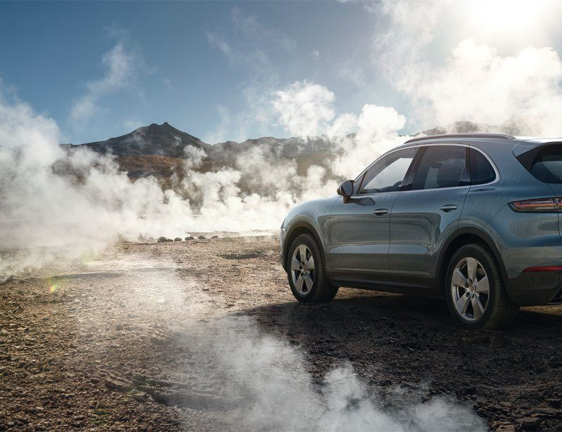 Porsche World Expedition: Tour durch Nordeuropa