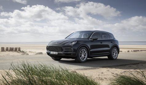 Fahrbericht Porsche Cayenne