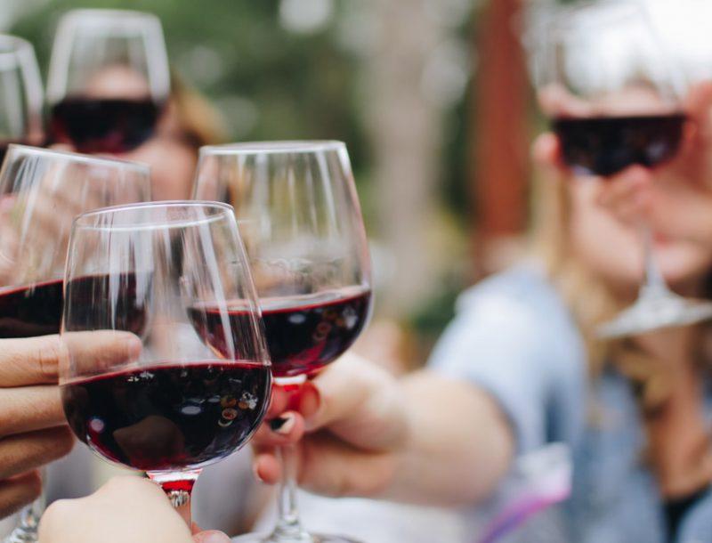 Grapevine Wein aus Texas