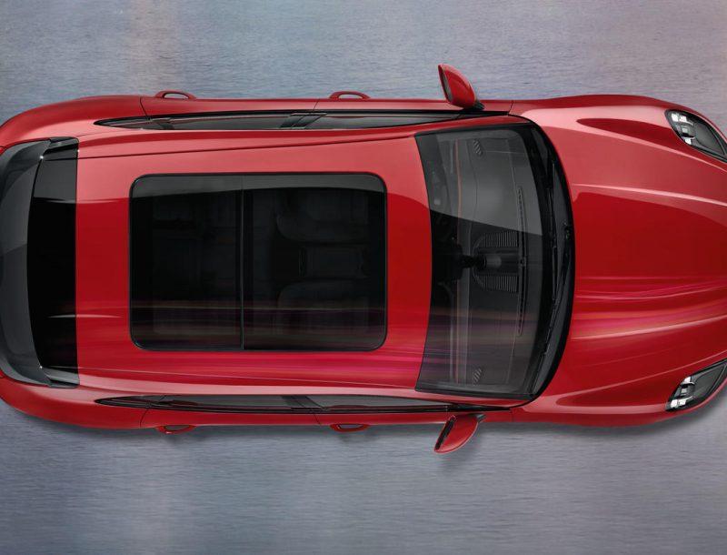 Porsche Macan GTS: auch von oben ein Blickfang