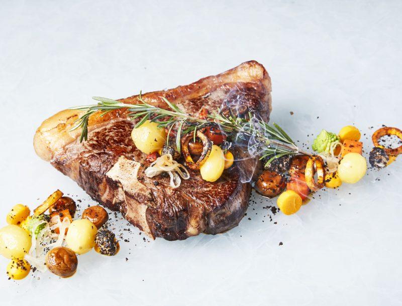 Kempinski Hotel Berchtesgaden: T-Bone Steak