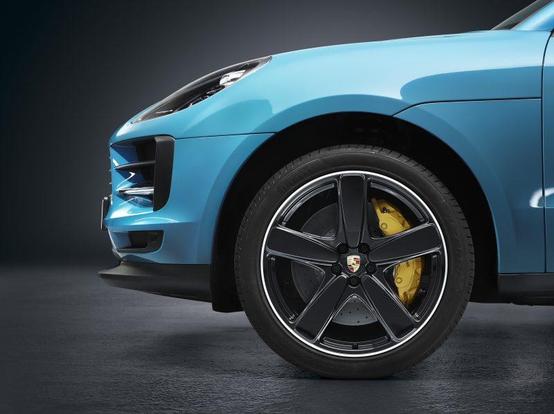 Porsche Macan: neu in Shanghai