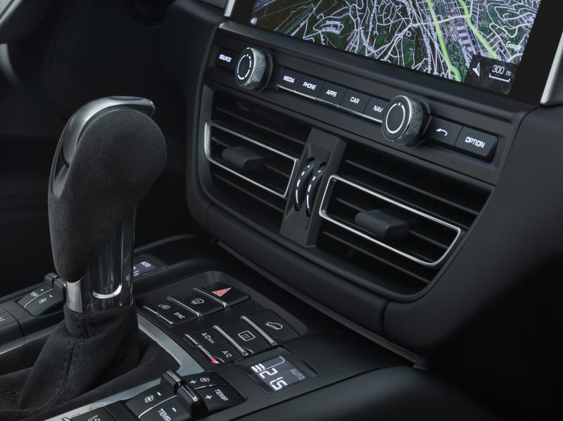 Porsche Macan: Luxus-SUV