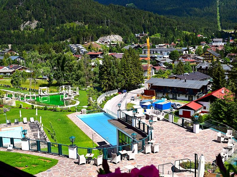Hotellandschaft Seefeld