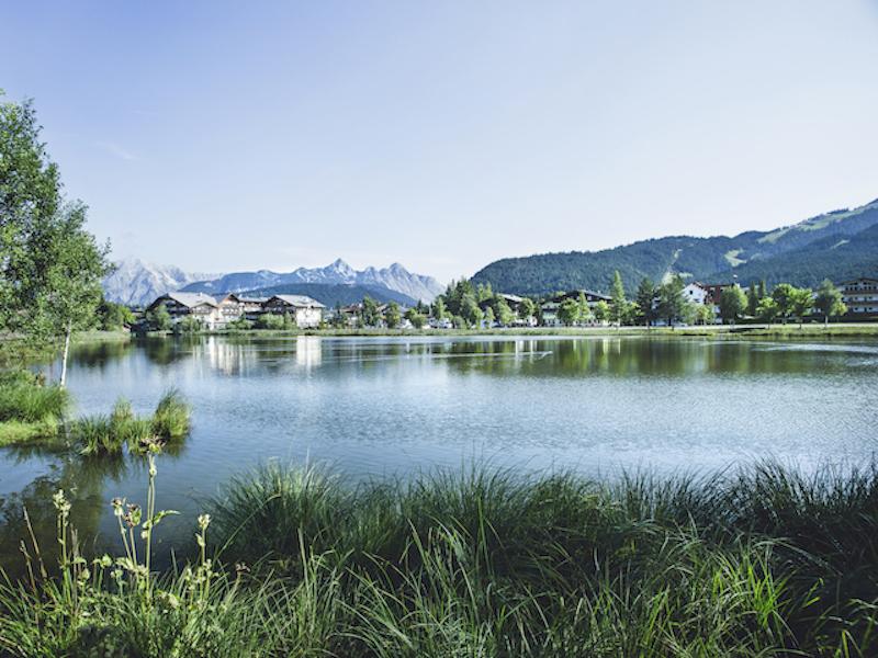 (c) Olympiaregion Seefeld Wildsee