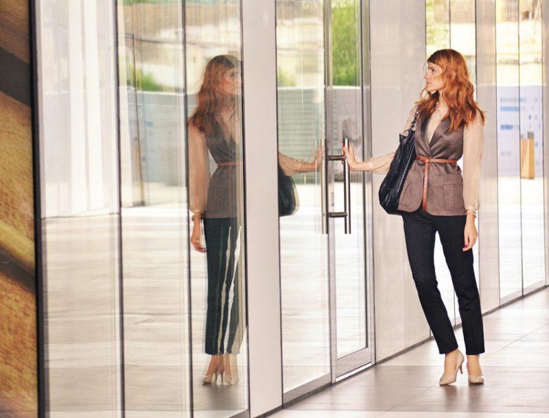 Accessoires fuer Business Frauen