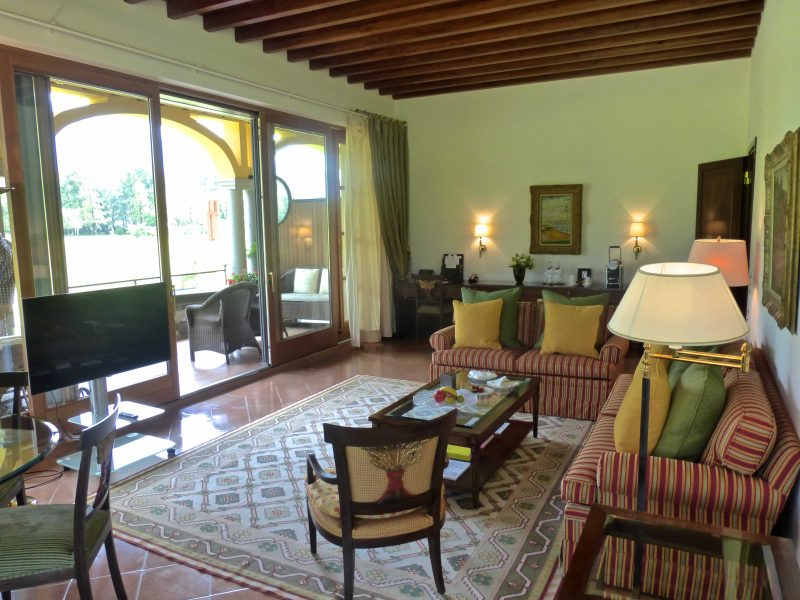 Castello del Sole: Retreat Suite