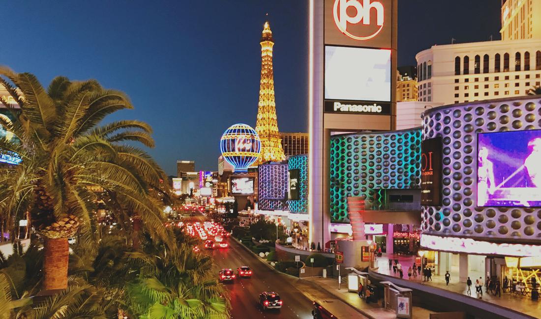 besten Reisetipps für las Vegas