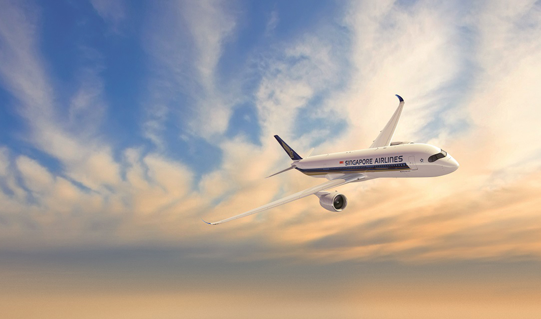 Beste Airline Singapore Airlines