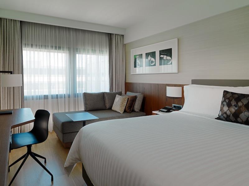 Zimmer Suite athens marriott hotel