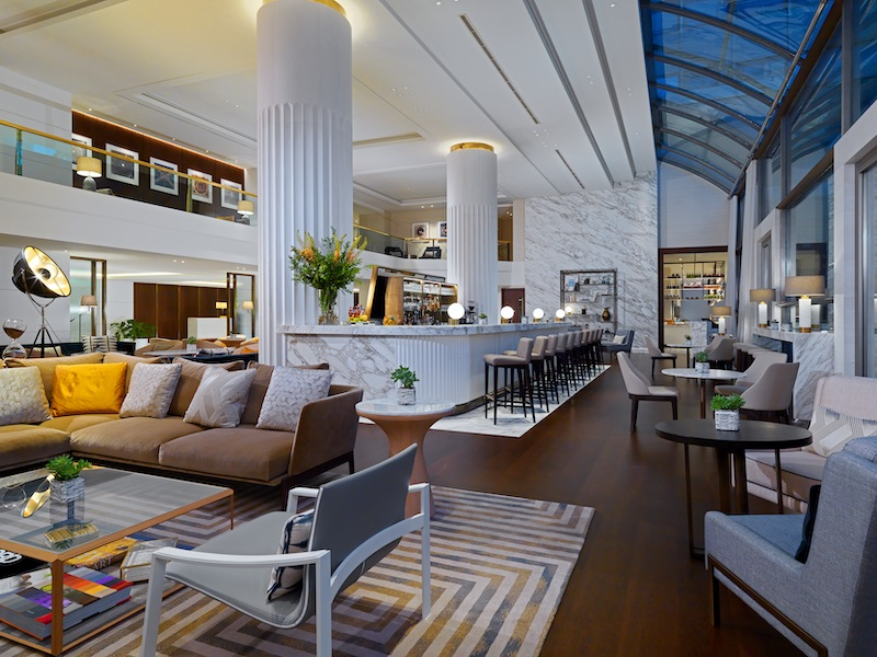 Athens Marriott Hotels Besuch