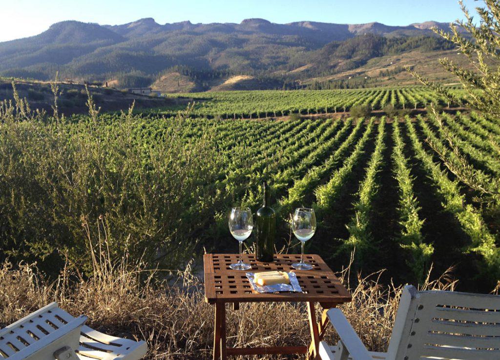 Royal Hideway Teneriffa: Wein par excellence