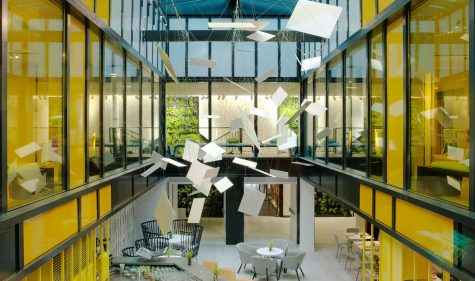 Courtyard by Marriott Paris