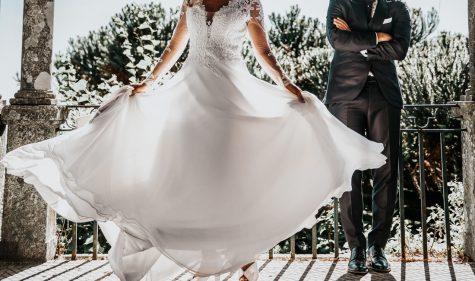 die besten Brautkleider zum tanzen