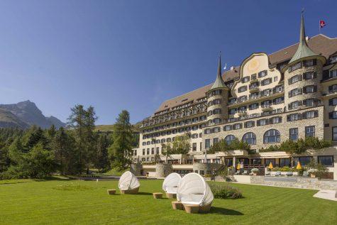 Suvretta House St. Moritz Test und Erfahrung
