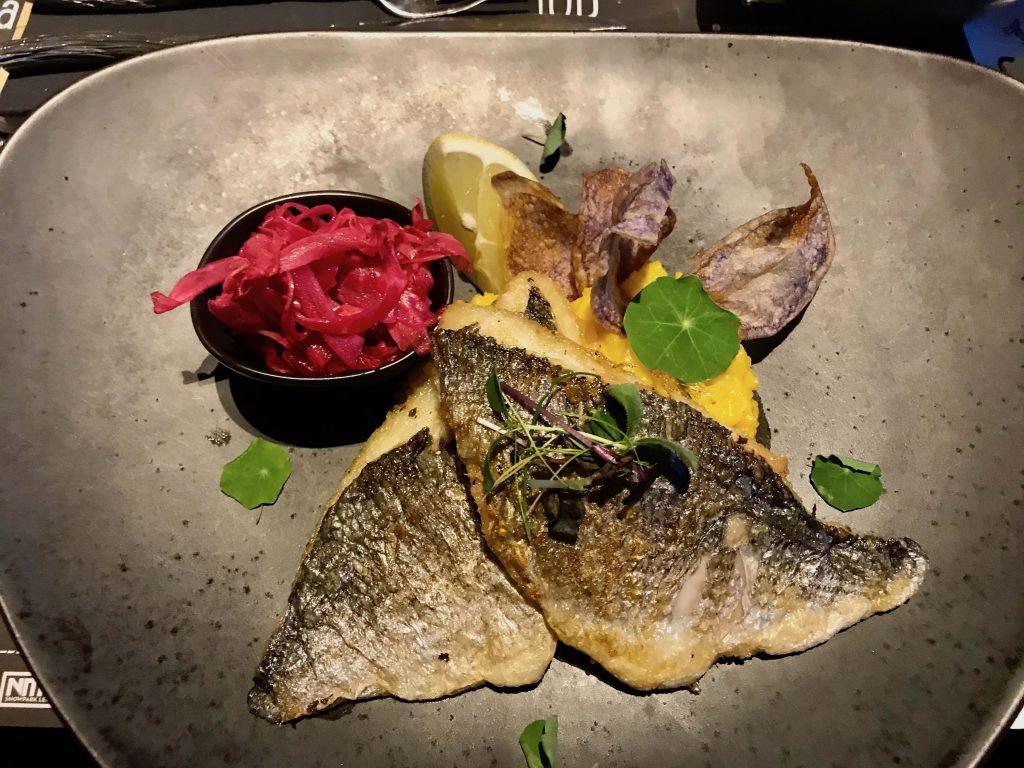 The Frequent Traveller: Fisch vom Feuerring