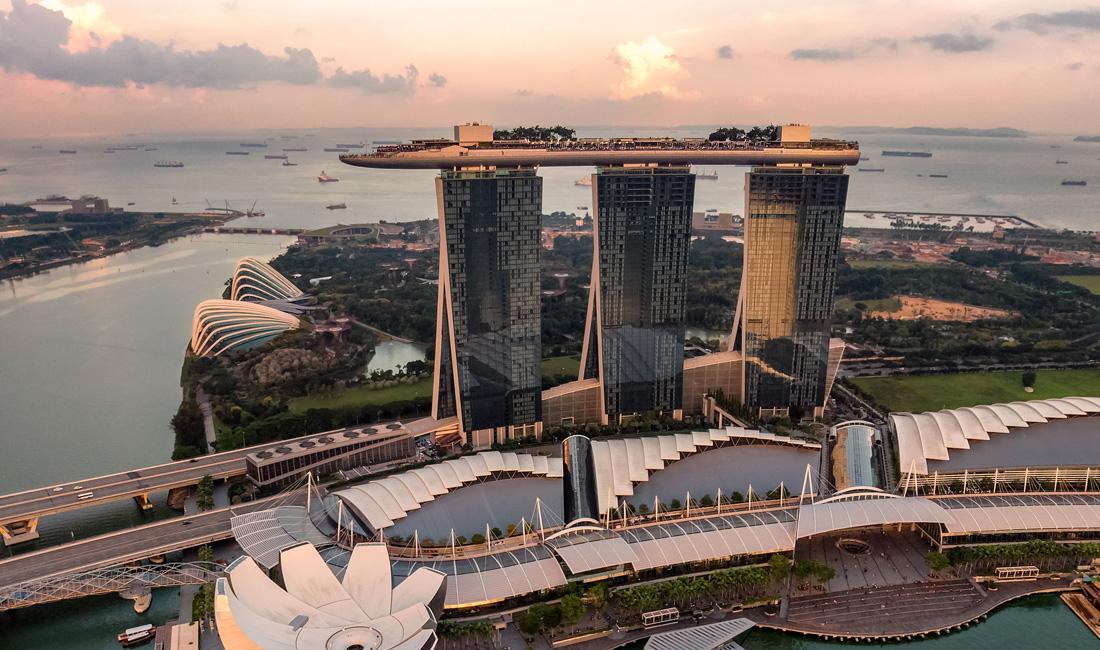Asiens aufregendste Hotels