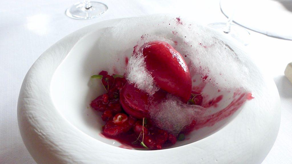 Dessert: Schwarzwaldstube in der Traube Tonbach