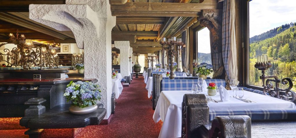 The Frequent Traveller: Köhlerstube im Hotel Traube Tonbach