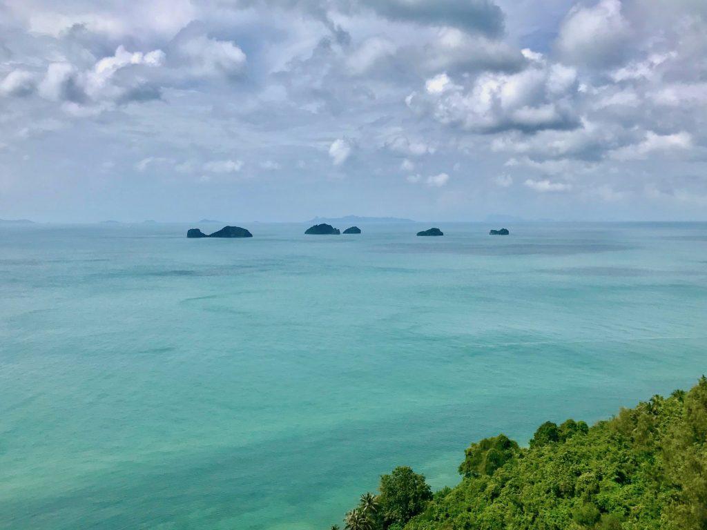 The Frequent Traveller: Blick auf den Golf von Siam