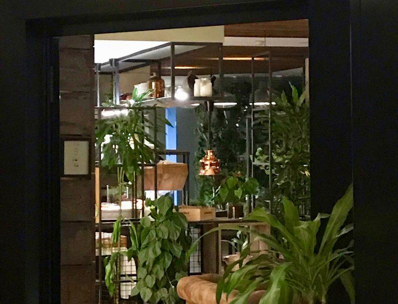 The Frequent Traveller: Restaurant Erva