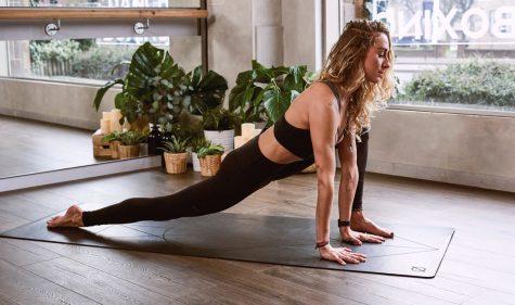 Yoga unterwegs und zuhause