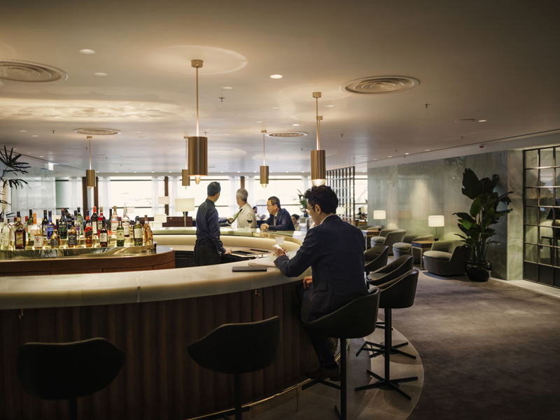 Cathay Lounges