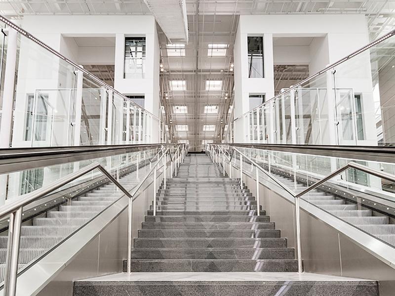 satelliten Terminal