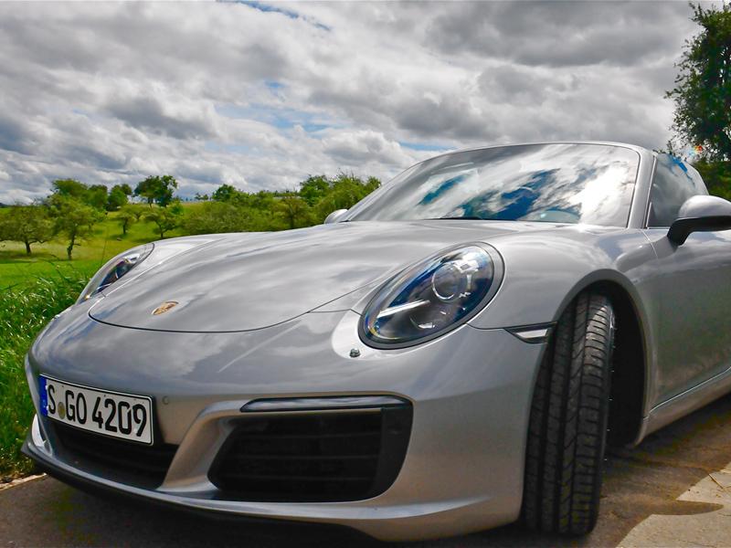 Porsche 911 Carrera S Fahrbericht