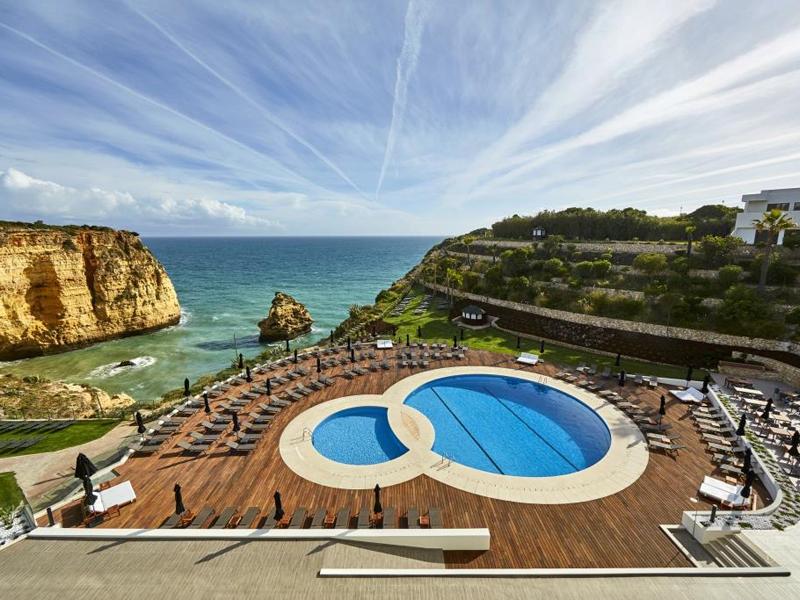 Tivoli Carvoeiro beste Hotels an der Algarve