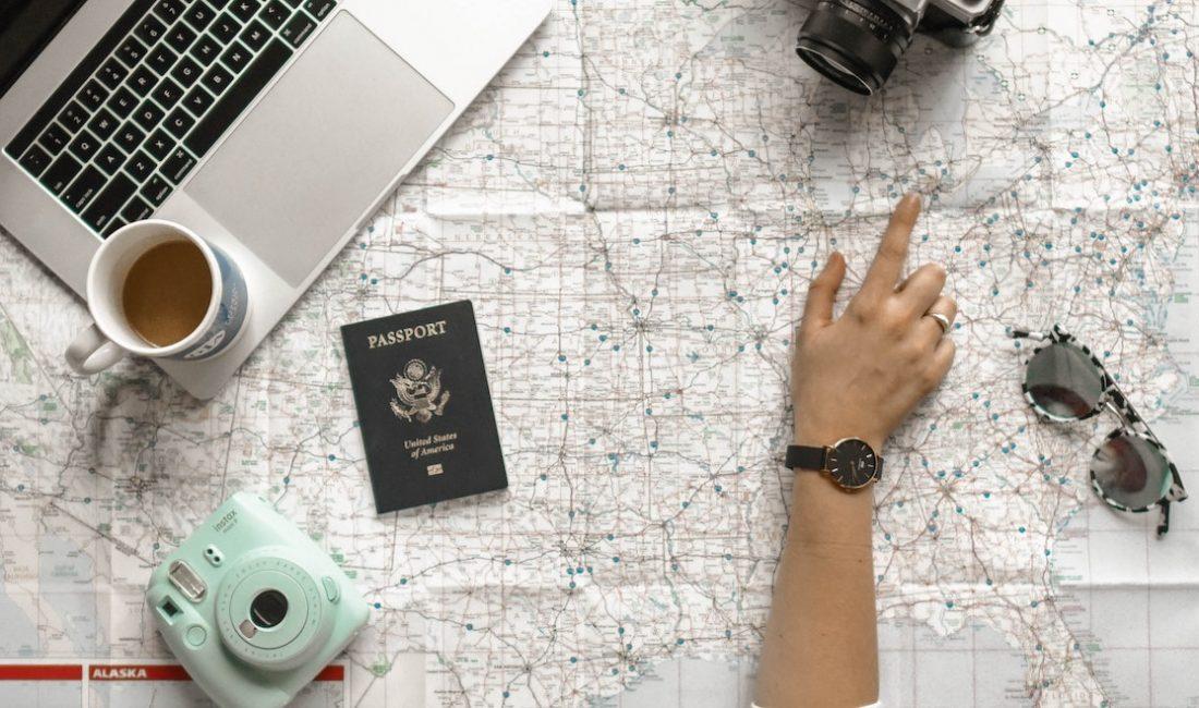 sparen für die Weltreise