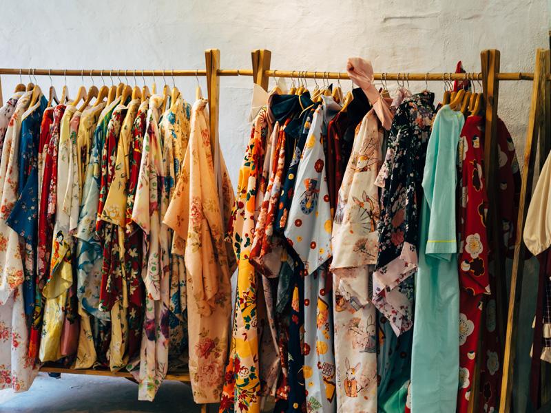 Modetrends im Zeitgeist